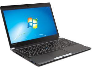 "TOSHIBA Portege 13.3"" Windows 7 Professional Notebook"