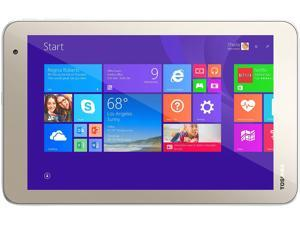 "TOSHIBA 8.0"" WT8-B32CN Intel Atom Z3735G (1.33 GHz) 1 GB Memory Windows 8.1 Tablet"