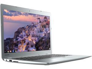 "TOSHIBA CB35-C3350 Chromebook 2 Intel Core i3 5015U (2.10 GHz) 4 GB Memory 16 GB SSD 13.3"" Chrome OS"