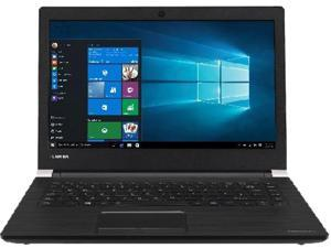"TOSHIBA Notebooks Satellite Pro A40-C-033 Intel Core i5 6200U (2.30 GHz) 8 GB Memory 500 GB HDD Intel HD Graphics 520 14.0"" Windows 7 Professional with Windows 10 Pro Upgrade Disc"