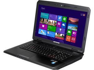 "iBUYPOWER Valkyrie CZ-27 R9-290X Gaming Laptop Intel Core i7-4810MQ 2.8GHz 17.3"" Windows 8.1 64-Bit"