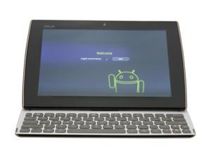"ASUS 10.1"" SL101-A1-WT NVIDIA Tegra 2 1.00 GHz 1 GB Memory Android 3.2 (Honeycomb) Tablet PC - White"