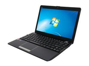 "ASUS Eee PC 1215B-EU17-BK Black 12.1"" Netbook"