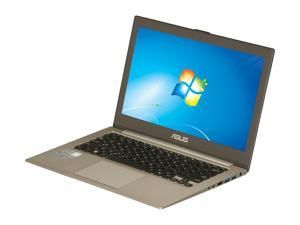 "ASUS Zenbook UX32A-DB31 Intel Core i3 4GB Memory 320GB HDD 24GB SSD 13.3"" Ultrabook Windows 7 Home Premium 64-Bit"