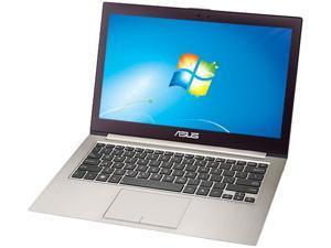"ASUS Zenbook Prime UX31A-XB72 Intel Core i7 4GB Memory 256GB SSD 13.3"" Notebook Windows 7 Professional 64-Bit"
