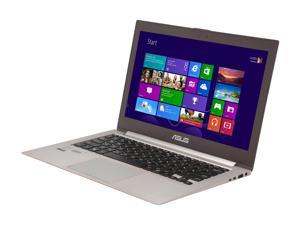 "ASUS Zenbook Prime UX31A-DH71 Ultrabook Intel Core i7 3517U (1.9GHz) 4GB 256GB SSD 13.3"" FHD IPS Display Silver Aluminum"