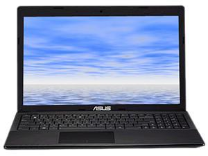"Asus R503U-RH21 15.6"" Notebook - Black"
