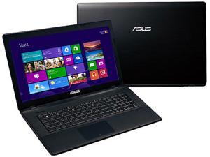 "ASUS F75A-WH31 Intel Core i3 2350M(2.30GHz) 17.3"" Windows 8 64-bit Notebook"