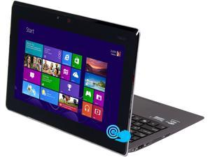 "ASUS Taichi21 Intel Core i5 3317U(1.70GHz) 4GB 128GB SSD HDD 11.6"" FHD Touchscreen 2-in-1 Ultrabook/Tablet (Taichi21-DH51)"
