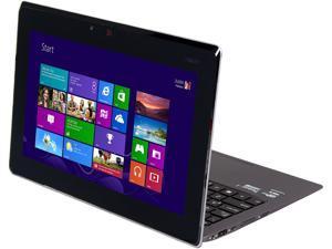 "ASUS Taichi21 Intel Core i5 3317U(1.70GHz) 4GB 128GB SSD HDD 11.6"" FHD Touchscreen 2-in-1 Ultrabook/Tablet (Taichi21-DH51)"