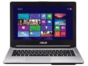 "ASUS S405CA-RH51 Intel Core i5 3317U(1.70GHz) 14.0"" Windows 8 Notebook"