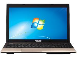 "ASUS K55A-XH51 Intel Core i5-3210M 2.5GHz 15.6"" Windows 7 Professional 64-Bit Notebook"