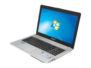 "ASUS N56VZ-RB71 Intel Core i7-3610QM 2.3GHz 15.6"" Windows 7 Home Premium 64-Bit Notebook"
