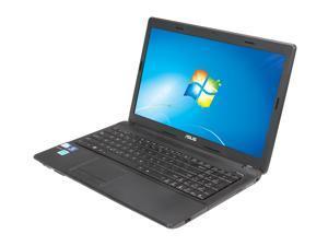 "ASUS X54C-BBK21 15.6"" Windows 7 Home Premium 64-Bit Notebook, B Grade, Scratch and Dent"