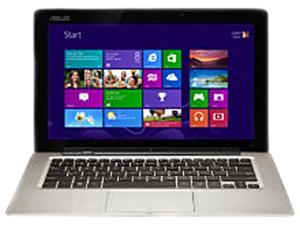 "ASUS Transformer Book TX300CA-DH71 Intel Core i7 3517U 4GB Memory 500GB HDD + 128GB SSD HDD 128GB SSD 13.3"" Ultrabook Windows ..."