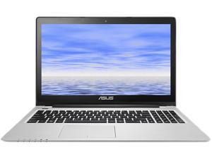 "ASUS VivoBook S550CM-QW71-CB Intel Core i7 8GB Memory 1.5TB HDD 24GB SSD 15.6"" Ultrabook Windows 8 64-bit"