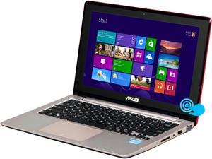 "ASUS VivoBook X202E-DH31T-PK Intel Core i3-3217U 1.8GHz 11.6"" Windows 8 64-Bit Notebook"