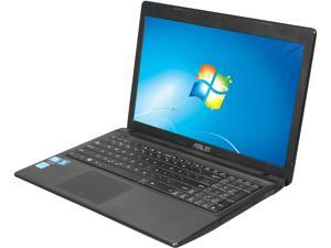 "ASUS ASX55A-RBK2-AIB 15.6"" Windows 7 Home Premium Notebook, Scratch and Dent"
