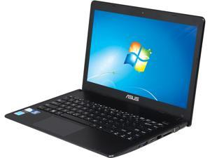 "ASUS X401-RBL4 14.0"" Windows 7 Home Premium Notebook"