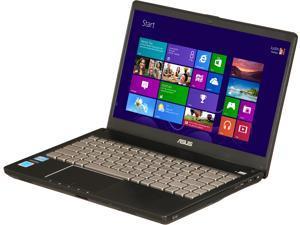 """ASUS Q400A-BHI7N03 14.0"""" Windows 8 64-Bit Notebook, B Grade Scratch and Dent"""