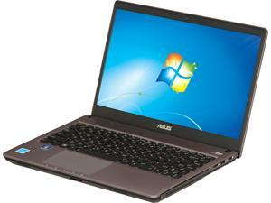 "ASUS U47A-RGR6 Intel Core i7-2640M 2.8GHz 14.0"" Windows 7 Home Premium 64-Bit Notebook, B Grade Scratch and Dent"
