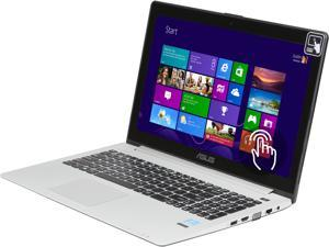 "ASUS Laptop VivoBook V500CA-DB71T Intel Core i7 3rd Gen 3537U (2.00 GHz) 8 GB Memory 500 GB HDD Intel HD Graphics 4000 15.6"" Touchscreen Windows 8 64-Bit"