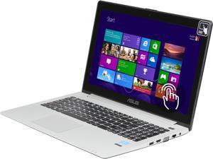 "ASUS Laptop VivoBook V500CA-DB71T Intel Core i7 3537U (2.00 GHz) 8 GB Memory 500 GB HDD Intel HD Graphics 4000 15.6"" Touchscreen Windows 8 64-Bit"