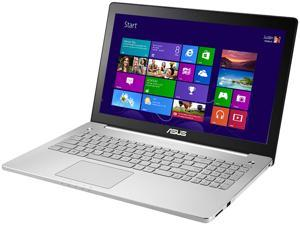 "ASUS N550JV-DB71 Intel Core i7-4700HQ 2.4GHz 15.6"" Windows 8 64-Bit Notebook"
