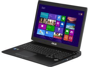 "ASUS ROG G750JX 17.3"" Gaming Notebook with Intel Core i7-4700HQ 2.40Ghz (3.40Ghz Turbo), 12GB DDR3 Memory, 750GB HDD, Nvidia GeForce GTX 770M, DVDRW SuperMulti , HD Webcam, Bluetooth 4.0, Windows 8"