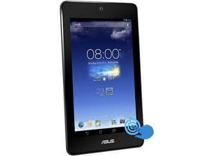 "ASUS MeMO Pad HD7 Tablet 1.20GHz Quad-Core 1GB DDR3 RAM 16GB PowerVR SGX544 7"" IPS 1280x800 WiFi Blue Color (ME173X-A1-BL)"