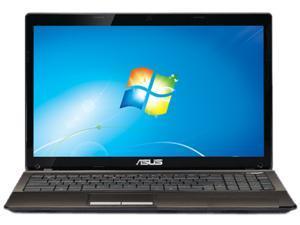"""ASUS X53U-XR1 15.6"""" Windows 7 Home Premium 64-bit Notebook (Grade A)"""