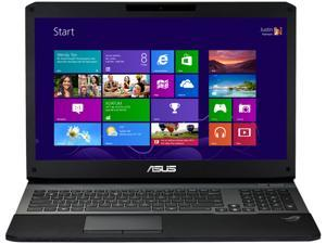 "ASUS Notebook (Grade A) G75VW-RH71 Intel Core i7 3630QM (2.40 GHz) 12 GB Memory 750 GB HDD NVIDIA GeForce GTX 670M 17.3"" Windows 8 64-bit"