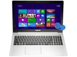 "ASUS VivoBook S500CA-DS51T Intel Core i5 6 GB Memory 500 GB HDD 24 GB SSD 15.6"" Touchscreen Ultrabook (Grade A) Windows 8"