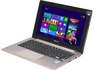 "ASUS Laptop VivoBook Q200E-BSI3T08 Intel Core i3 3217U (1.80 GHz) 4 GB Memory 500 GB HDD Intel HD Graphics 4000 11.6"" Touchscreen Windows 8 64-bit"