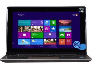 "ASUS Q200E-BCL0803E Intel Celeron 4GB Memory 320GB HDD 11.6"" Touchscreen Ultrabook Windows 8"