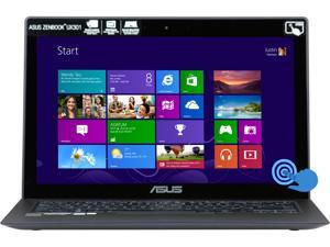 "ASUS Zenbook UX301LA-DH71T Intel Core i7 4th Gen 4558U (2.8 GHz) 8 GB Memory 256 GB SSD Intel Iris Graphics 5100 13.3"" Touchscreen 2560 x 1440 Ultrabook Windows 8 (64bit)"