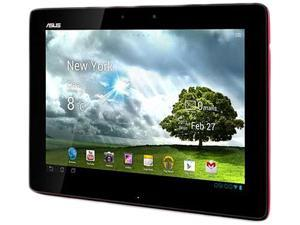 """ASUS Transformer Pad ASTF300T-A1-RD NVIDIA Tegra 3 1 GB DDR3 Memory 16GB Flash 10.1"""" Touchscreen Tablet Android 4.0 (Ice Cream Sandwich)"""