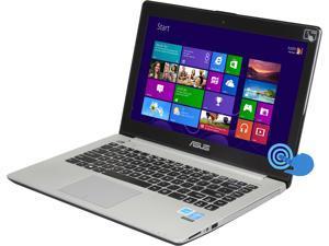"""ASUS V451LA-DS51T 14.0"""" Windows 8 (64 bit) Laptop"""