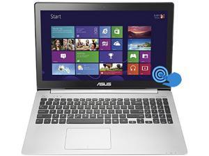 Asus VivoBook V551LA-DS71T 15 6in  Touchscreen Ultrabook