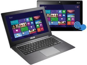 "ASUS Taichi31 Dual Screen 2in1 Ultrabook -  i5 4GB Memory 128GB SSD 13.3"" Touchscreen w/Active Digitizer Windows 8 (Taichi31-NS51T)"