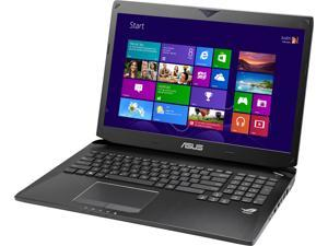"ASUS ROG G750 Series G750JZ-XS72 Gaming Notebook Intel Core i7-4700HQ 2.4GHz 17.3"" Windows 8.1 Pro 64-Bit"