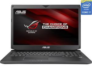 "ASUS ROG G750 Series G750JZ-XS72 Gaming Laptop 17.3"" Windows 8.1 Pro 64-Bit"