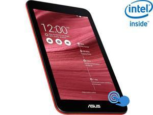 "ASUS MeMO Pad 7 (ME176CX-A1-RD) Intel Atom Z3745 1GB Memory 16GB eMMC 7.0"" Touchscreen Tablet Android 4.4 (KitKat)"