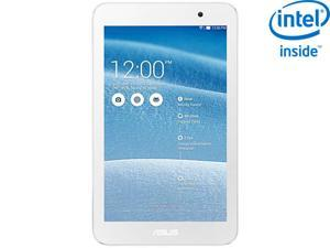 "ASUS MeMO Pad 7 (ME176CX-A1-WH) Intel Atom Z3745 1GB Memory 16GB eMMC 7.0"" Touchscreen Tablet Android 4.4 (KitKat)"