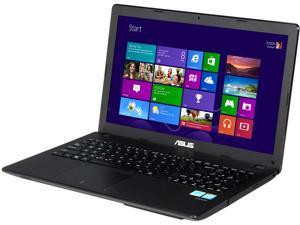 "ASUS  D550MAV-DB01 Notebook Intel Baytrail-M N2830 (2.16GHz)  4GB  Memory 500GB  HDD Intel HD Graphics  15.6""  Windows 8.1 64-Bit"