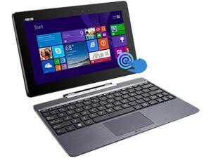 "ASUS Transformer Book T100TA-XB12T-CA Intel Atom 2 GB Memory 64GB Flash 10.1"" Touchscreen Tablet Windows 8.1 Pro 32-bit"