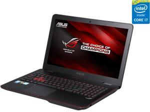 "ASUS ROG GL551 series GL551JM-DH71 Gaming Laptop Intel Core i7 4710HQ (2.50 GHz) 16 GB Memory 1 TB HDD NVIDIA GeForce GTX 860M 2 GB 15.6"" Windows 8.1 64-Bit"