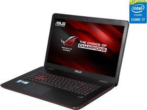 "ASUS ROG GL771JM-DH71 Gaming Laptop Intel Core i7 4710HQ (2.50 GHz) 12 GB Memory 1 TB HDD NVIDIA GeForce GTX 860M 2 GB 17.3"" Windows 8.1 64-Bit"