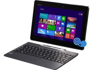 "ASUS  Transformer Book  T100TAF-DH11T-CA  Intel Atom  Z3735 (1.33GHz)  1GB  Memory 32GB  SSD 10.1""  Touchscreen 2-in-1 TabletWindows 8.1"