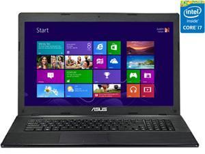 """ASUS Laptop X755JA-DS71 Intel Core i7 4712MQ (2.30 GHz) 8 GB Memory 1 TB HDD Intel HD Graphics 17.3"""" Windows 8.1"""